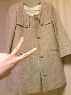 運命のコート