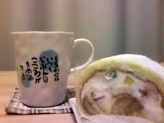 KIHACHIのロールケーキ