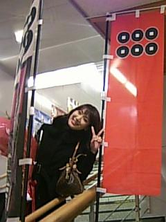上田駅にて