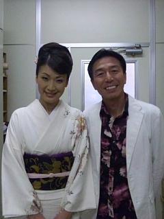 吉村明宏さんと