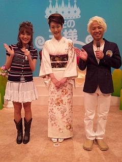 『だいまじん』のじんのすけさん、岡田亜紀さんと