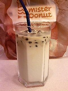 氷コーヒーです。